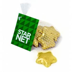 An image of Chocolate Star Net
