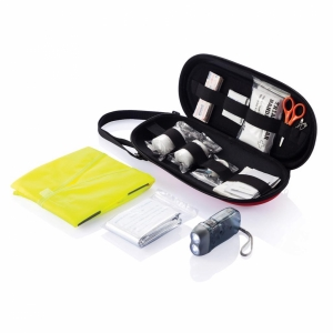 An image of 47 Pcs First Aid Car Kit