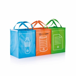 An image of 3pcs Recycle Waste Bags