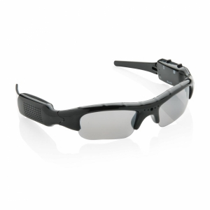 An image of Advertising Sunglasses With Integrated Camera