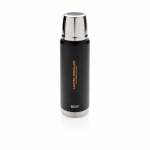 An image of 500ml Swiss Peak Elite Copper Vacuum Flask