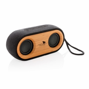 An image of 10W Bamboo X Double Speaker