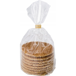 An image of Dutch waffles