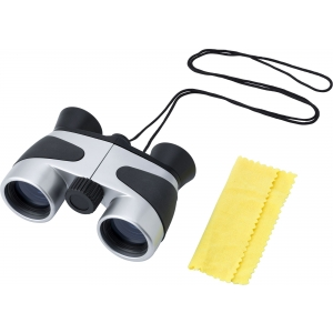 An image of Giveaways Binoculars. 4 x 30 magnification.