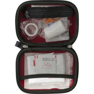 An image of 16 pc First aid kit.