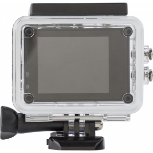 An image of Advertising HD compact action camera