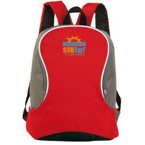 An image of Bi-coloured backpack