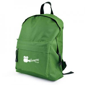 An image of Green Marketing Polyester Backpack