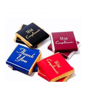An image of Advertising Neapolitan chocolate squares