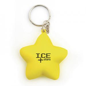 An image of Stress Star Keyring