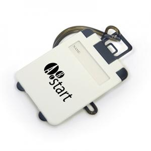 An image of Advertising Wickham Luggage Tag