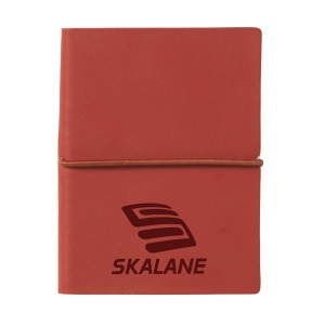 An image of Red Logo Pocket A7 notebook