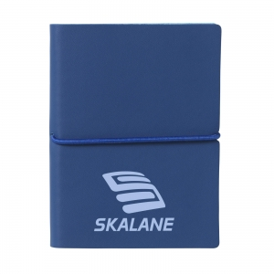 An image of Blue Marketing Pocket A7 notebook