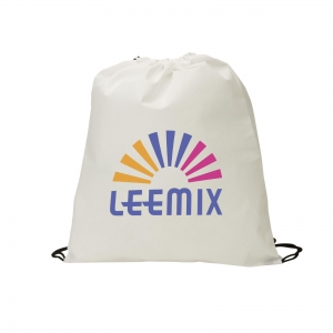 An image of Non-WovenPromobag backpack