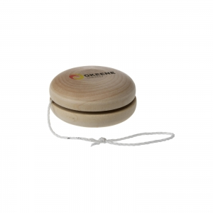 An image of Wooden Yoyo