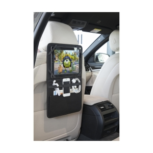 An image of Advertising BackSeatBuddy tablet sleeve