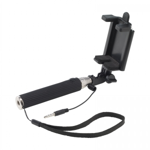 An image of Black Advertising Selfie Stick Mini