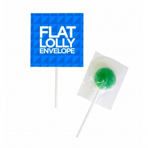 An image of Flat lolly envelope