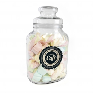An image of Classic Sweet Jar with Mallows