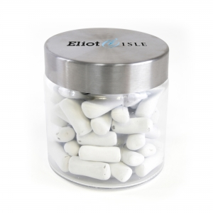 An image of Chalk Torpedos Small Glass Jar