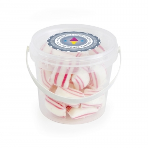An image of Mini Bucket With Peppermint Pillows