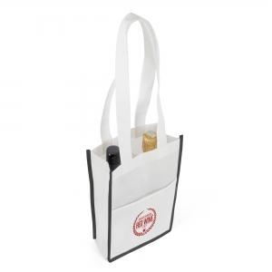 An image of Sapphire Wine Bag